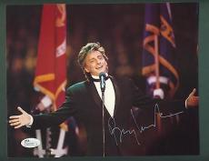 Barry Manilow Signed/Autographed 8x10 Photo JSA Authenticated N00272