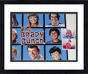 Barry Williams Autographed 8x10 Color Photo (brady Bunch) - W/ Proof!