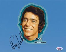 Barry Williams SIGNED 8x10 Photo Greg The Brady Bunch PSA/DNA AUTOGRAPHED