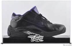 Cleveland Cavaliers Team Logo Basketball Shoe Display Case
