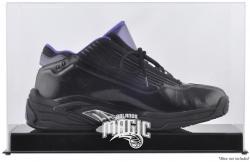 Orlando Magic Team Logo Basketball Shoe Display Case
