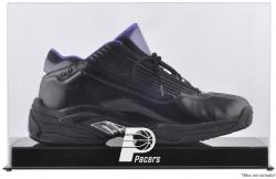 Indiana Pacers Team Logo Basketball Shoe Display Case