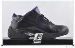 Phoenix Suns Team Logo Basketball Shoe Display Case
