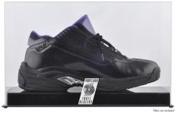 Portland Trail Blazers Team Logo Basketball Shoe Display Case