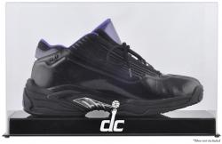 Washington Wizards Team Logo Basketball Shoe Display Case