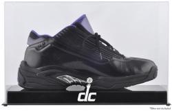Washington Wizards Team Logo Basketball Shoe Display Case