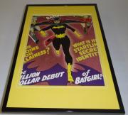 Batgirl 11x17 Framed Detective Comics #359 Poster Display