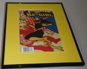 Batgirl #45 DC Framed 11x14 Repro Cover Display
