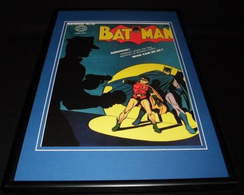 Batman #16 Framed 12x18 Cover Poster Display Official RP Robin