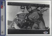 BATMAN ADAM WEST SIGNED 8x10 PHOTO PSA/DNA AUTO GRADE 10 Rare High Grade