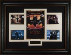 Batman Jack Nicholson Michael Keaton Signed Poster Display