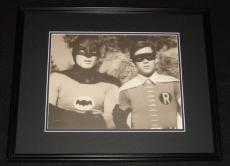 Batman & Robin Framed 11x14 Photo Poster Adam West Burt Ward