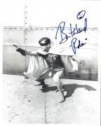 "BATMAN"" Signed by BURT WARD as ROBIN 8x10 B/W Photo"