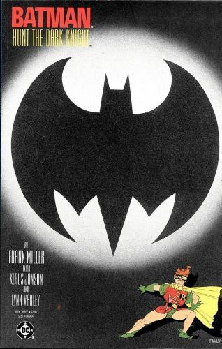 Batman: The  Dark Knight Returns #3 Nm/m Death Of The Joker