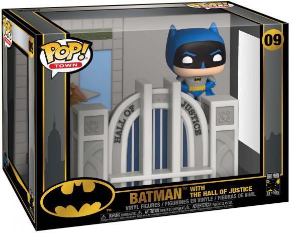 Batman & The Hall of Justice #09 Funko Pop! Figurine