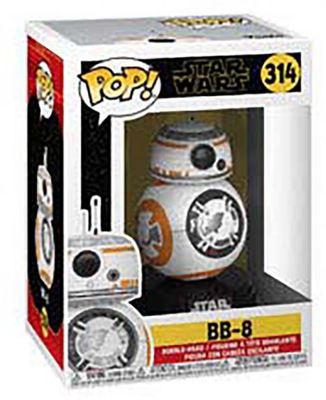 BB-8 Star Wars #314 Funko Pop! Figurine