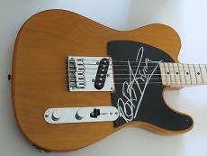 B.B. BB KING Blues Legend Signed FENDER Telecaster GUITAR w/ PSA DNA Loa