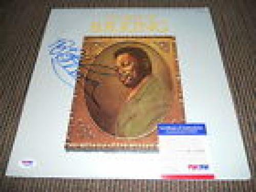 BB King Blues IP Signed Autographed The Best Of BB King Album  LP PSA Certified