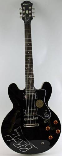B.B. King Blues Legend Signed Epiphone Guitar PSA/DNA #Q02401
