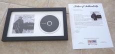 BB King One More Favor Signed Autographed Framed CD Display PSA Certified