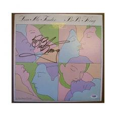 B.B. King Signed Album Cover - Love Me Tender - PSA DNA
