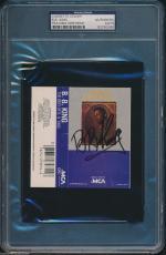 """B.B. KING SIGNED """"The Best of B.B. King"""" CASSETTE COVER PSA/DNA #83760086 RARE"""