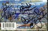 Beach Boys (5) Brian Wilson Signed Cassette Tape Cover PSA/DNA #Z04997