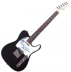 Beach Boys X3 Autographed Signed Tele Guitar UACC RD COA AFTAL