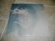 BEATLES, JOHN LENNON  IMAGINE LP,Poster,4X6 Card 1971 APPLE SW-3379 VG++