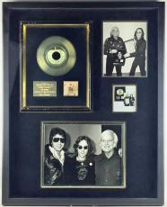 Beatles John Lennon Personal Billboard Award For Walls & Bridges W/pic W/award!