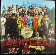 Beatles Paul Mccartney Authentic Signed Sgt Peppers Lhcb Album Psa/dna V05656