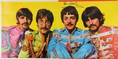 Beatles Paul Mccartney Signed Sgt Peppers Lhcb Album Gatefold Psa/dna Coa M86113