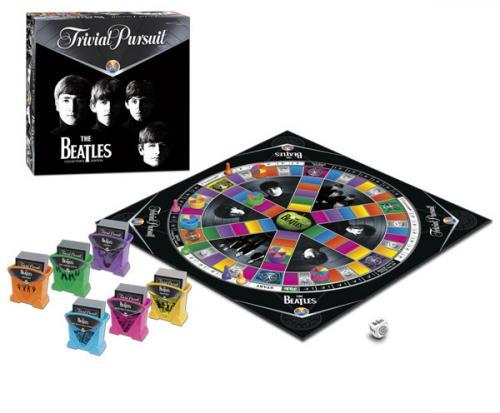 Beatles Trivia Pursuit