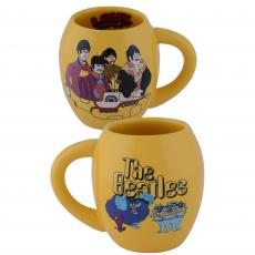 Beatles Yellow Submarine 18 oz Oval Mug