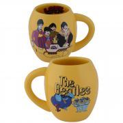 Beatles Yellow Submarine 18 oz Oval Mug