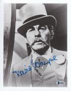 Beckett-bas Batman David Wayne As The Mad Hatter Autographed-signed 8x10 Photo 3