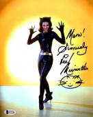 Beckett-bas Lee Meriwether As Catwoman Autographed-signed 8x10 Batman Photo 7198