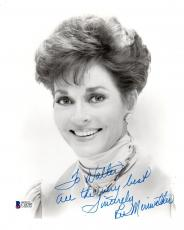 Beckett-bas Lee Meriwether Autographed-signed 8x10 Photo-photograph C18707