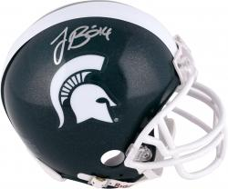 Le'Veon Bell Michigan State Spartans Autographed Riddell Mini Helmet