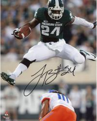 Le'Veon Bell Autographed Michigan State 8x10 Photo