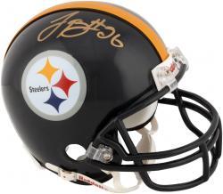 Le'Veon Bell Pittsburgh Steelers Autographed Riddell Mini Helmet