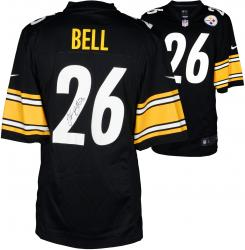 Le'Veon Bell Pittsburgh Steelers Autographed Nike NFL Game Jersey