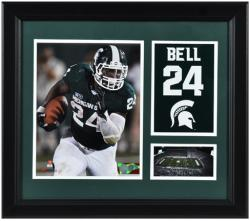 "Le'Veon Bell Michigan State Spartans 15"" x 17"" Campus Legend Collage"
