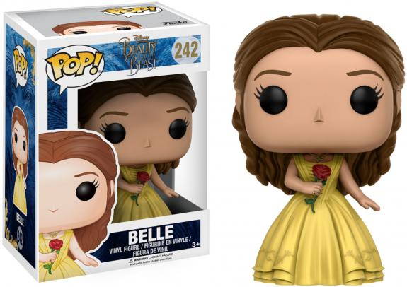 Belle Beauty & the Beast #242 Funko Pop!