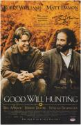"""Ben Affleck Autographed 11"""" x 17"""" Good Will Hunting Movie Poster"""