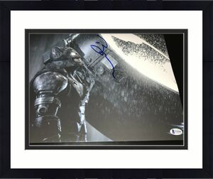 BEN AFFLECK SIGNED AUTOGRAPH 11x14 PHOTO BATMAN SUPERMAN ACTION BECKETT BAS D