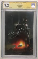 Ben Affleck Signed Batman #32 Dc Comic 12/17 Convention Edition Cgc Ss 9.2 Auto