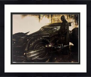 BEN AFFLECK Signed BATMAN in BATMAN V SUPERMAN 11X14 BAS COA BECKETT Autograph B