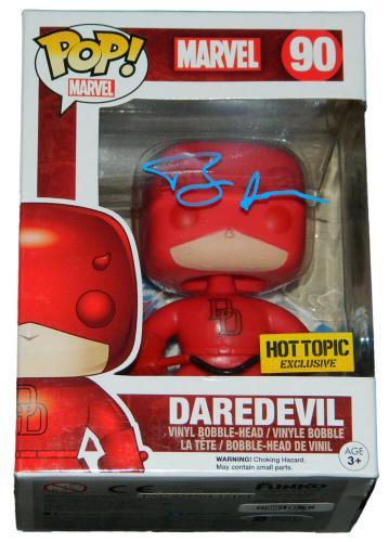 Ben Affleck Signed Daredevil Funko Pop Doll #90