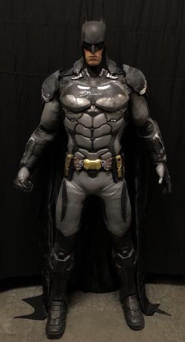 Ben Affleck Signed Life Size Batman 1:1 Scale NECA Figure/Statue Beckett BAS
